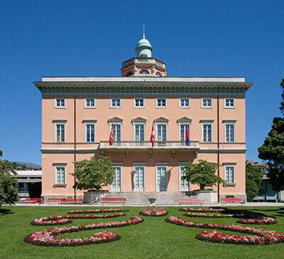 Villa Ciani dal esterno