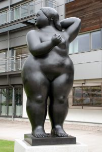 Fernando_Botero_Naked_lady