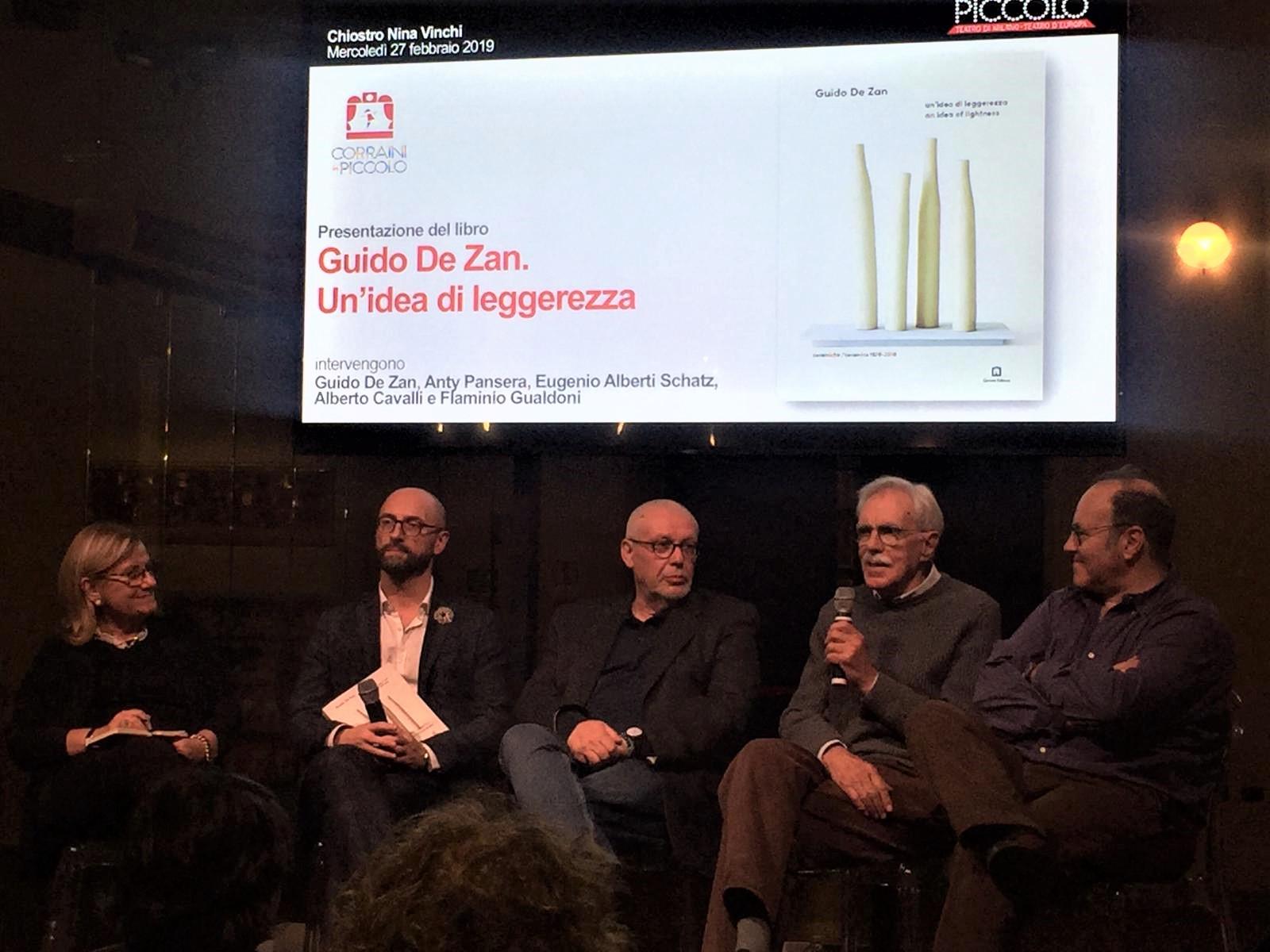 Guido De Zan presentazione libro