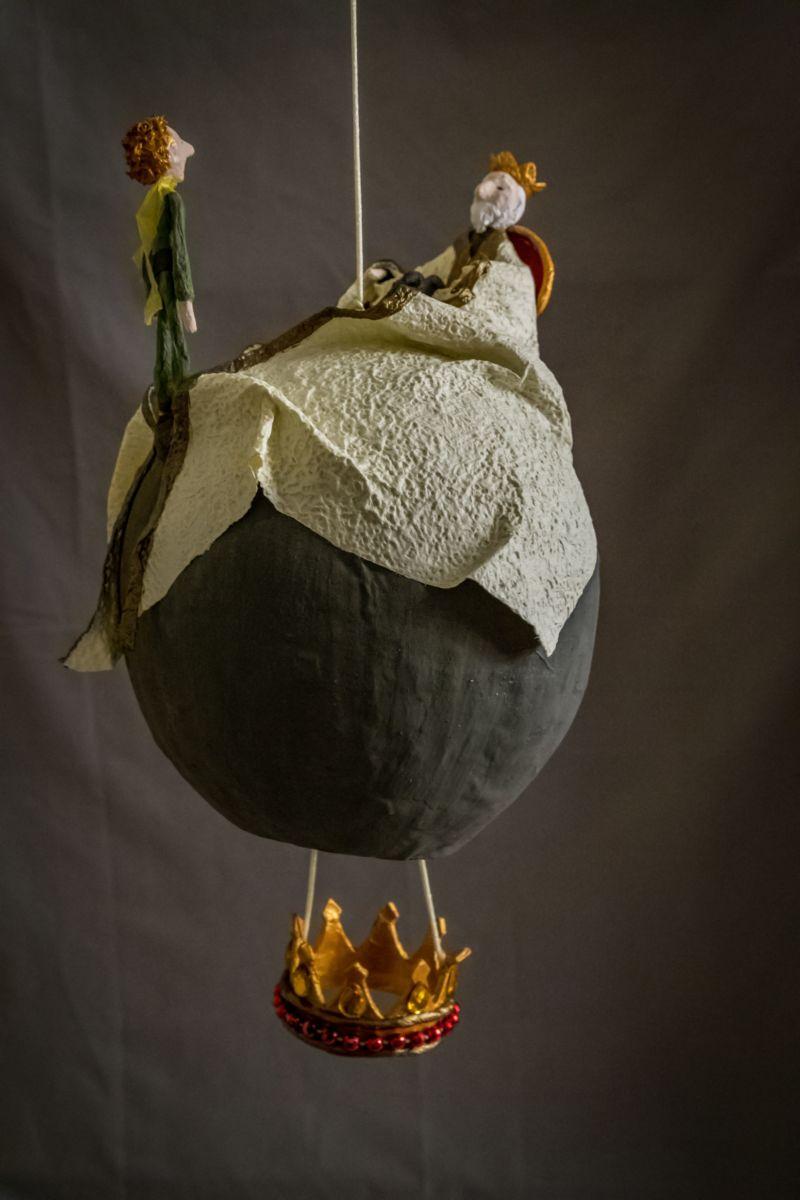 l'albero del bradipo - piccolo principe